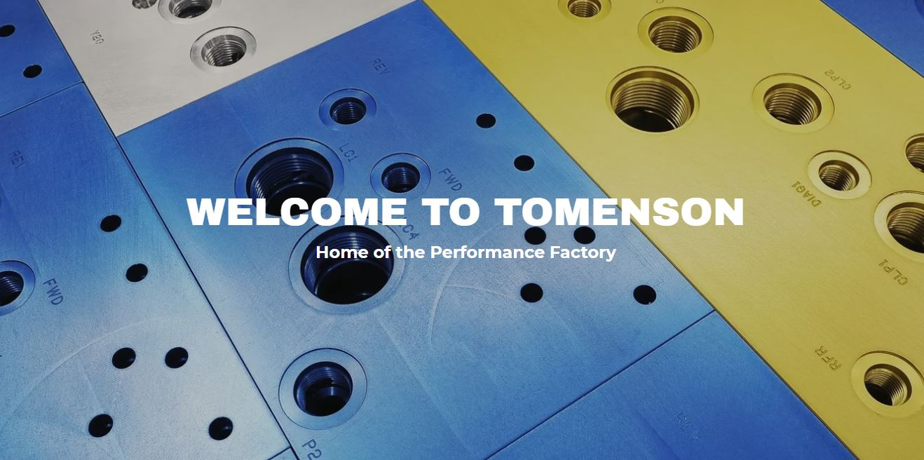 Welcome to Tomenson